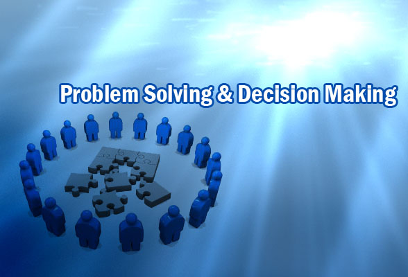 Problem solving  isn't  highly overrated . . .